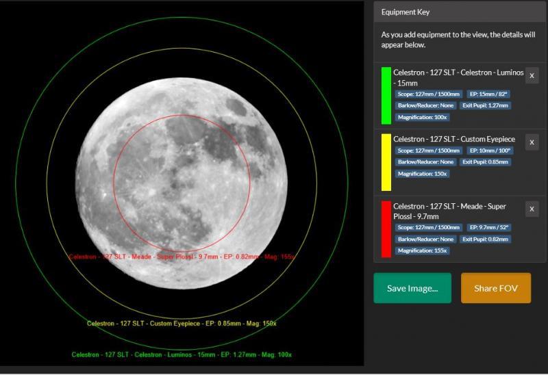 Moon w Meade 9.7mm vs MWA 10mm vs Luminos 15mm.JPG