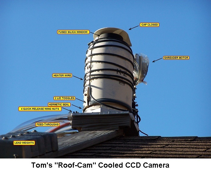 All sky camera suggestions - Observatories - Cloudy Nights