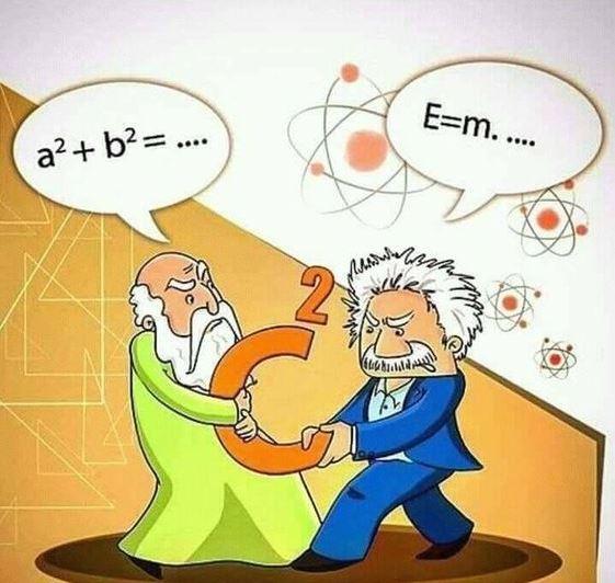Pythagoras-Einstein.JPG