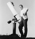 "Vintage 5"" TELESCOPE w/ HD Tripod - last post by Lew Chilton"