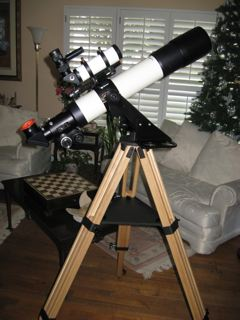 Discontinued Celestron C-4 Advanced Refractor - last post by Starlighter