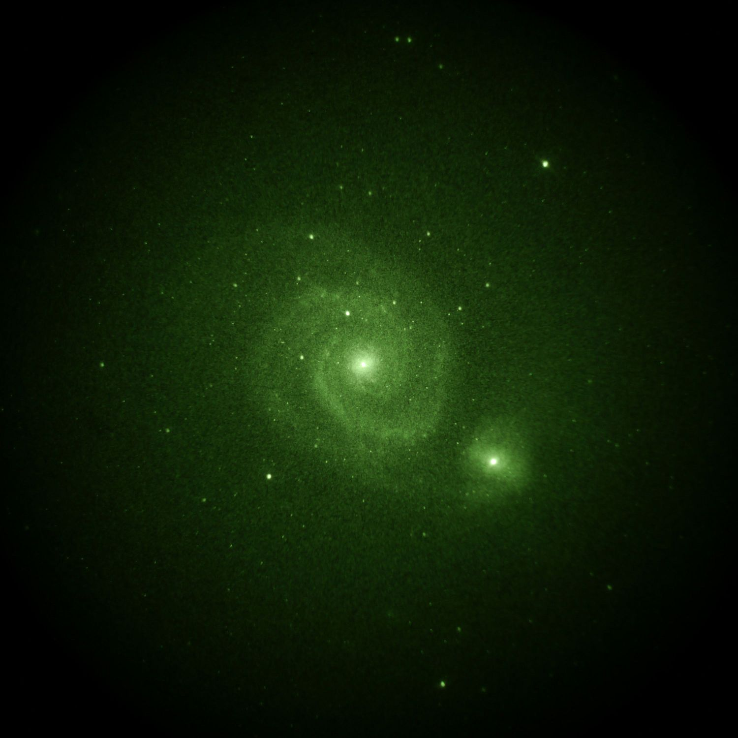 Observing globular clusters with night vision - last post by jdbastro