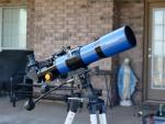 Grab and Go Fun on Saturn with a Small Refractor - last post by m9x18