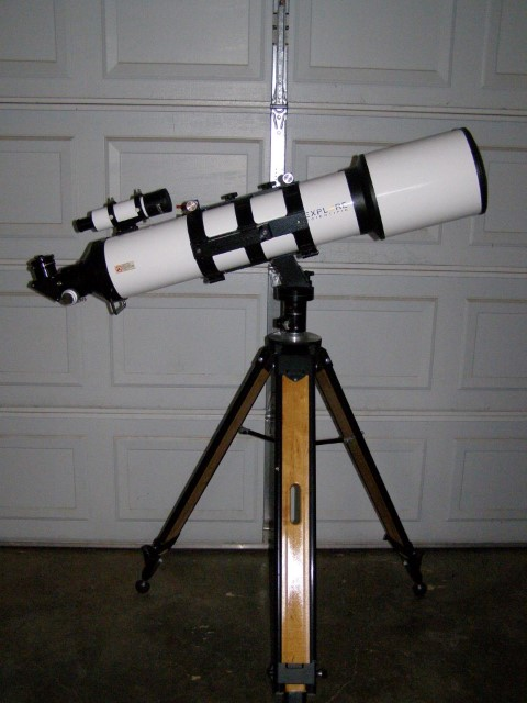 Orion astroview equatorial mount - replacement parts? - last post by dwmedic