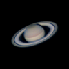 Saturn August 12 white spot. - last post by schu