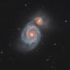 "M63 with 16"" Dobson , A7s and 19000 images using Siril - last post by elmiko"